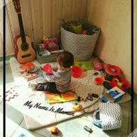 Mon tapis d'éveil chouchou ? Le Matelas tapis malin Tinéo