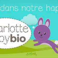 On a testé un duo douceur Charlotte Baby Bio