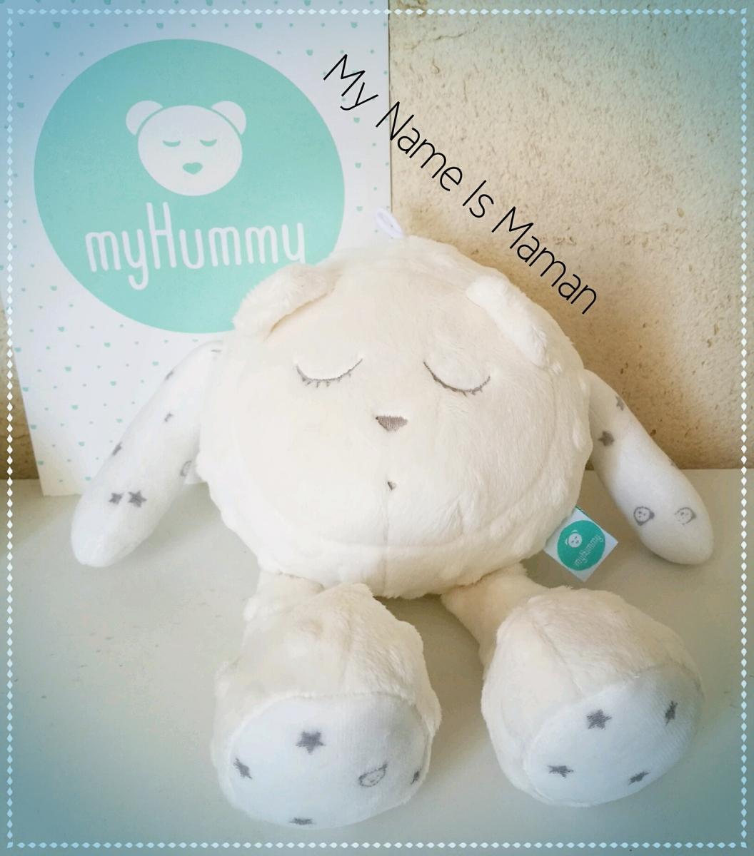 De douces nuits avec MyHummy