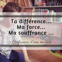 Ta différence... Ma force... Ma souffrance....