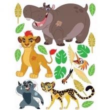 stickers-la-garde-du-roi-lion-grand-format