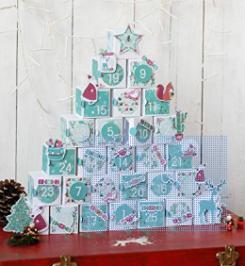 Screenshot_2018-10-21 Toga Un Renne à Noël Kit Calendrier de l'avent, Papier, Multicolore, Boîtes carrés Blanches 5,5 x 5,5[...]