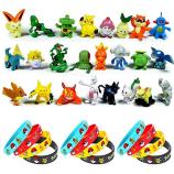 Screenshot_2019-11-01 OMZGXGOD - 24 pièces Pokémon Mini Figures Action Figurines + 12 pièces Pokémon Bracelets, Enfants et [...]