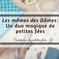 Les mômes des Dômes: Un duo de petites fées
