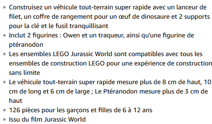 Screenshot_2018-11-04 LEGO Jurassic World - La course-poursuite du Ptéranodon - 75926 - Jeu de Construction Amazon fr Jeux [...].png