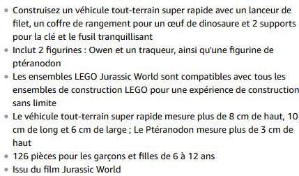 Screenshot_2018-11-04 LEGO Jurassic World - La course-poursuite du Ptéranodon - 75926 - Jeu de Construction Amazon fr Jeux [...].png