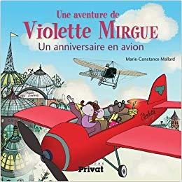 Screenshot_2018-11-11 Amazon fr - Une aventure de Violette Mirgue Au pays des avions - Marie-Constance Mallard - Livres