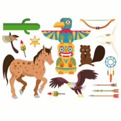 planche-autocollants-stickers-indien-wiplii-300x300