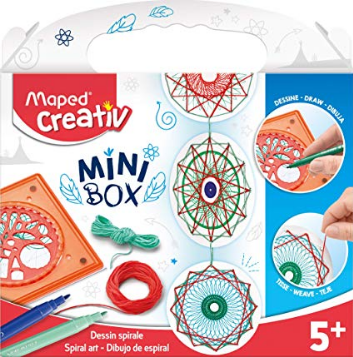 Screenshot_2019-04-27 MAPED Creativ - Kit Attrape Rêves à Créer String Art - Loisirs Créatifs Enfants Amazon fr Fournitures[...]