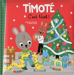 Screenshot_2019-10-06 Amazon fr - Timoté - C'est Noël - Emmanuelle MASSONAUD, Mélanie COMBES - Livres