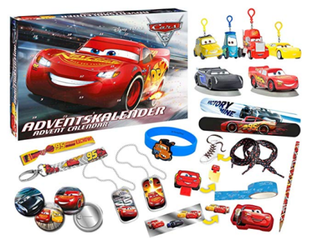 Screenshot_2019-11-01 Disney Cars Calendrier de l'Avent, 57361 Amazon fr Jeux et Jouets