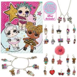 Screenshot_2019-11-01 L O L Surprise Calendrier de l'Avent pour Fille avec 24 Bijoux des poupées LOL, 1 Collier et 1 Bracel[...]
