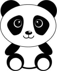 Gabarit Panda