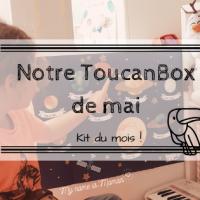 Notre ToucanBox de Mai