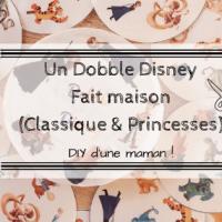 DIY d'un Dobble Disney (Classique & Princesses)