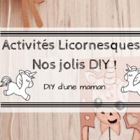 DIY: Nos activités Licornesques